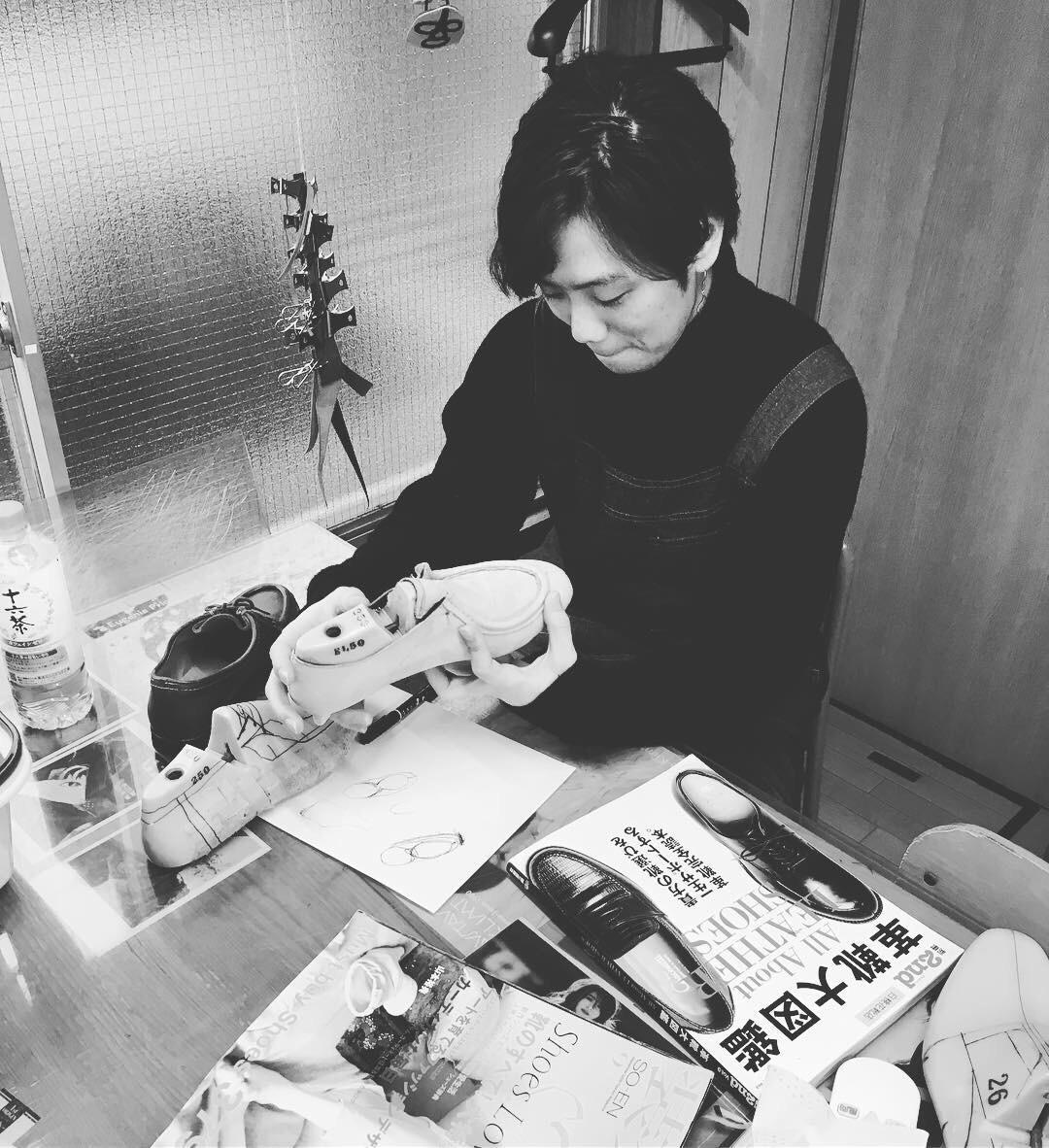 【スタッフブログ】久しぶりの靴教室!