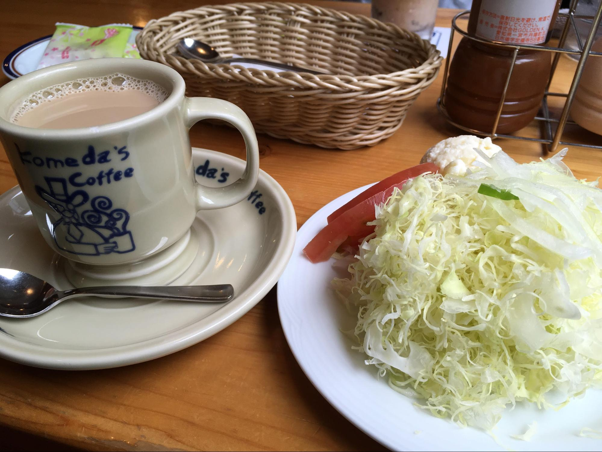 【スタッフブログ】ずっと気になっていた、○○○珈琲店へ!