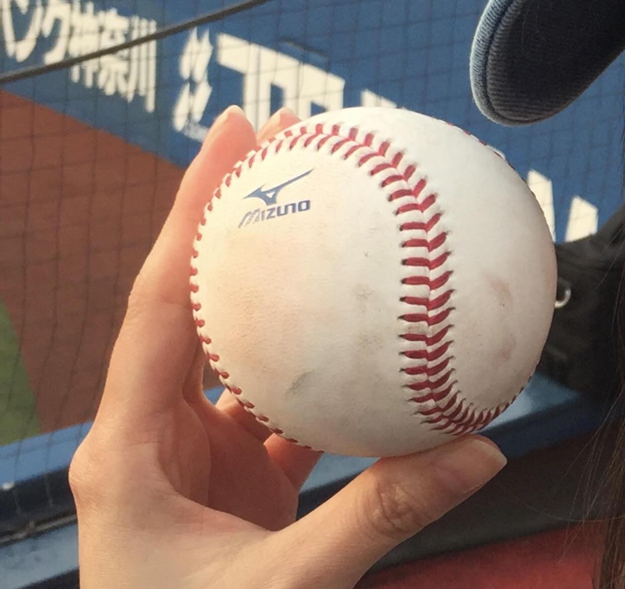 【スタッフブログ】野球観戦