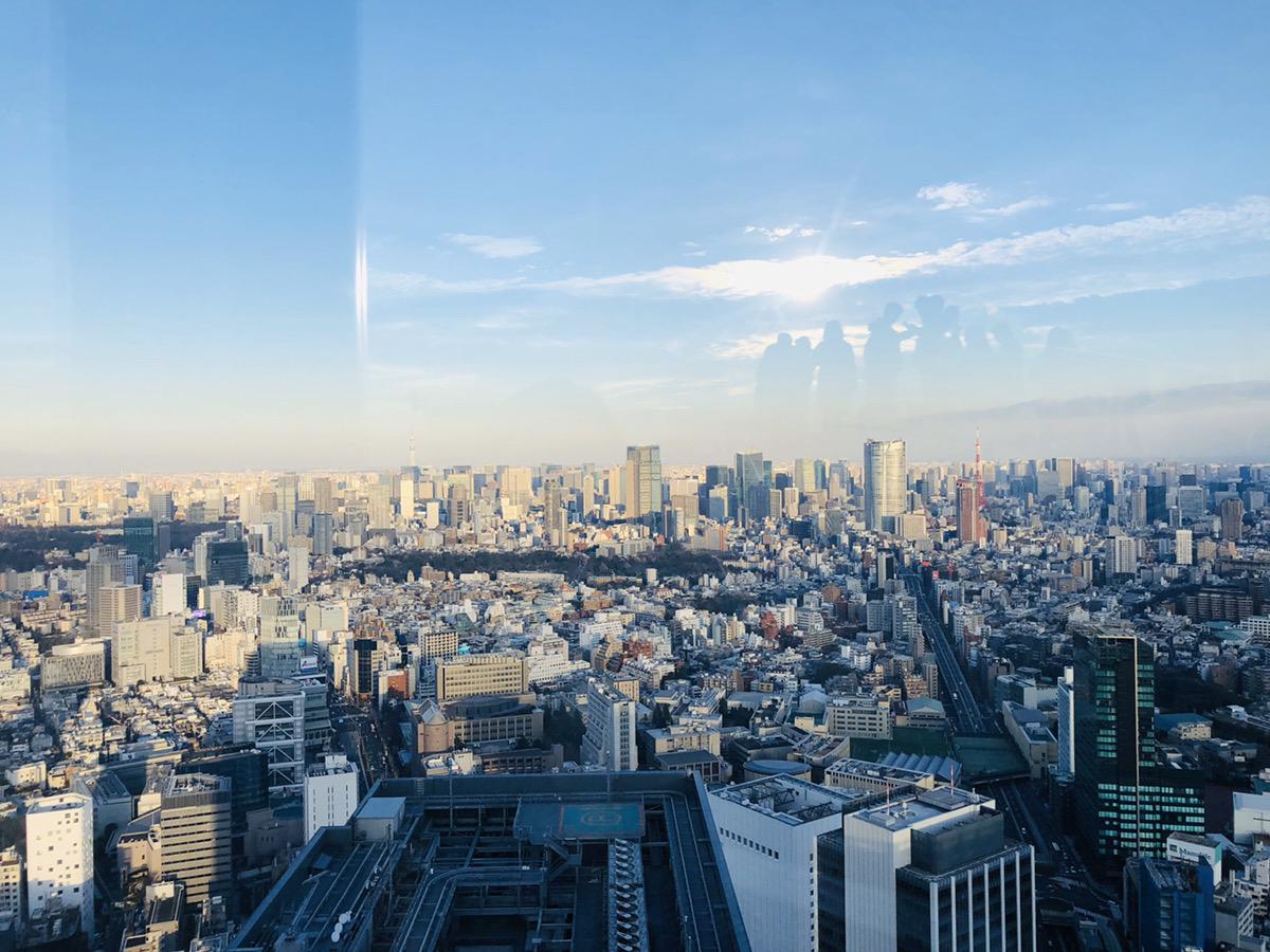 初めての渋谷スカイ★